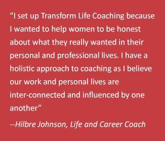 Transform Life Coaching